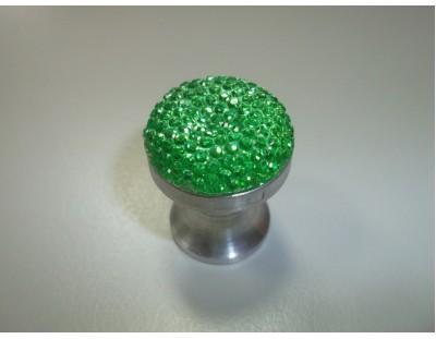 Gumicukor - pasztel zöld
