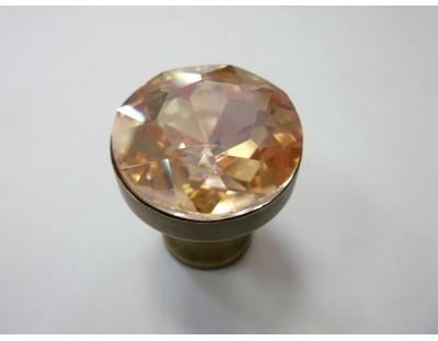 Üveg Crystal - bézs