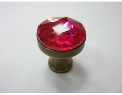 Üveg Crystal - pink