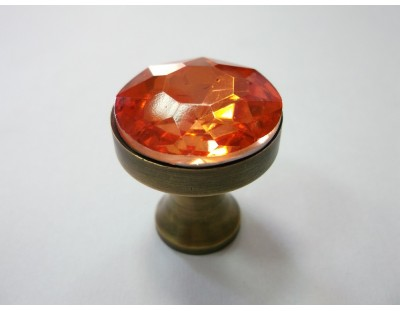 Üveg Crystal - narancs