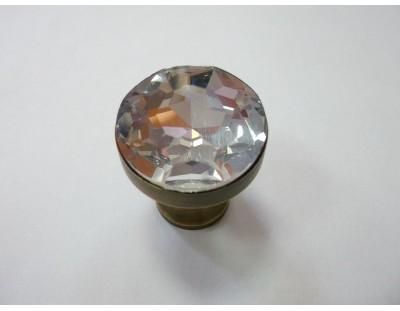 Üveg Crystal - fehér