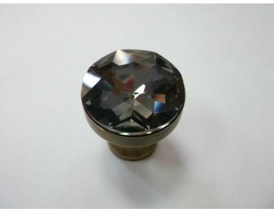 Üveg Crystal - szürke
