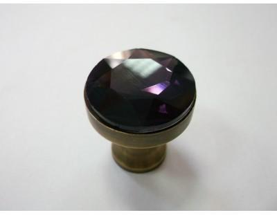 Üveg Crystal - lila