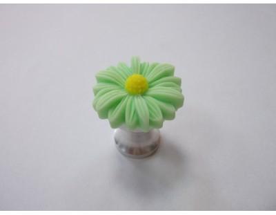 Gerbera - zöld