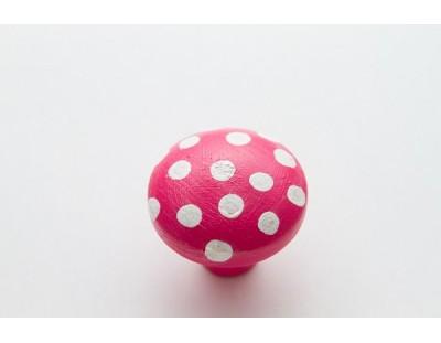 pötty - rózsaszín
