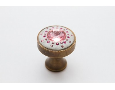 Swarovski álom - pink